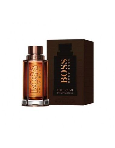 Parfum homme The Scent Private accord Hugo boss 100 ML - Eau de toilette